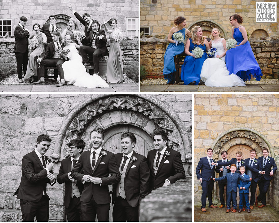 Priory Cottages Wetherby Wedding Photography 046