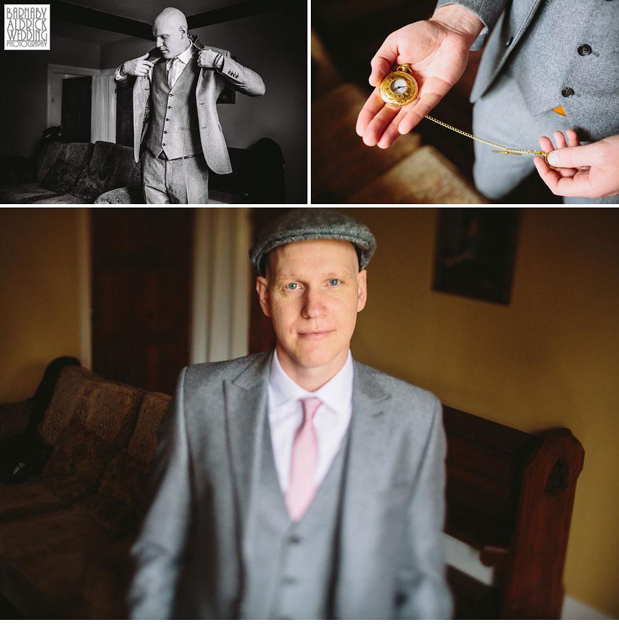 East Riddlesden Hall Wedding Photography by Yorkshire Wedding Photographer Barnaby Aldrick 013