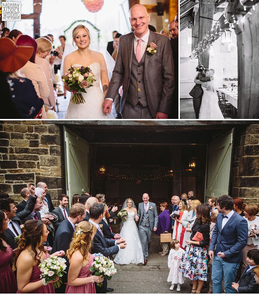 East Riddlesden Hall Wedding Photography by Yorkshire Wedding Photographer Barnaby Aldrick 033