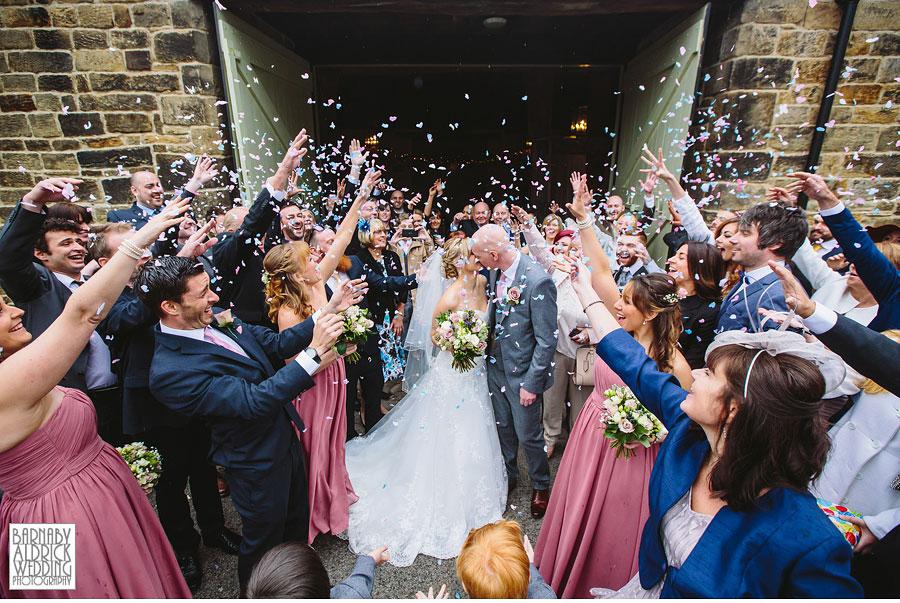 East Riddlesden Hall Wedding Photography by Yorkshire Wedding Photographer Barnaby Aldrick 035