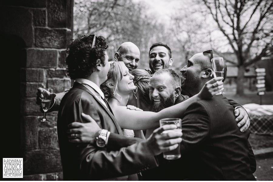 East Riddlesden Hall Wedding Photography by Yorkshire Wedding Photographer Barnaby Aldrick 037