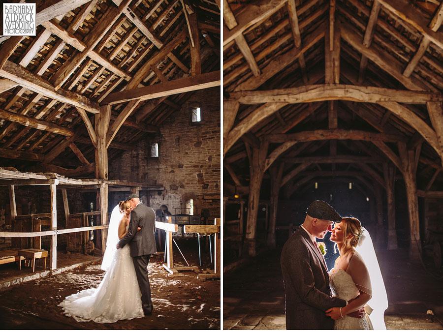East Riddlesden Hall Wedding Photography by Yorkshire Wedding Photographer Barnaby Aldrick 048
