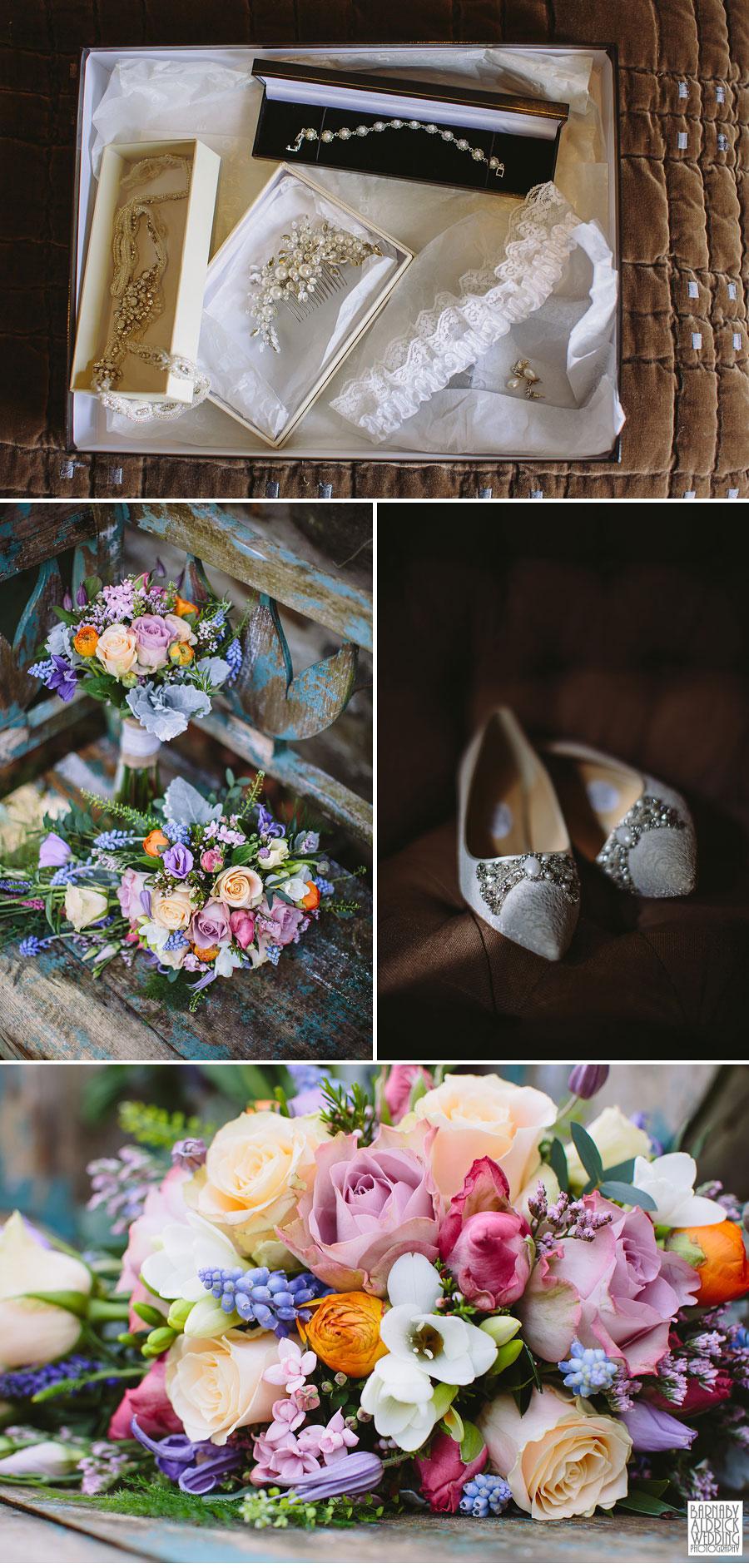 Pheasant Harome Wedding Photography 007