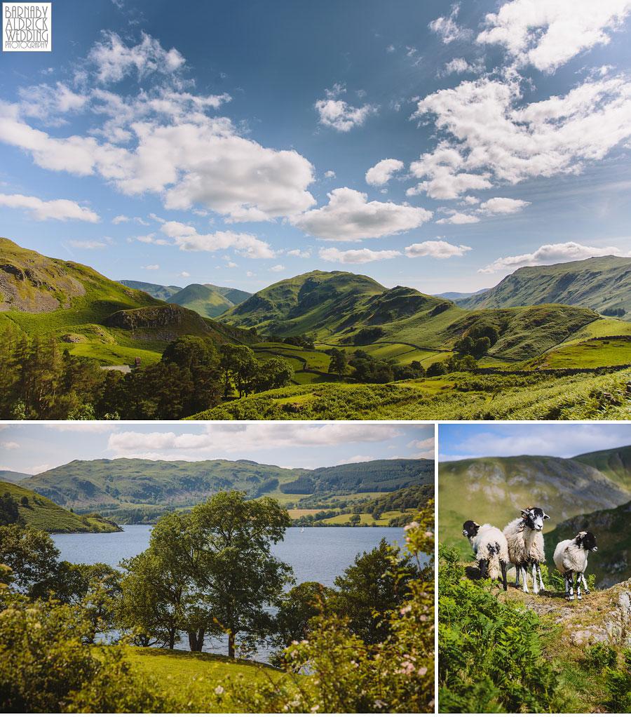 Askham Hall Penrith Lake District Wedding Photography 002