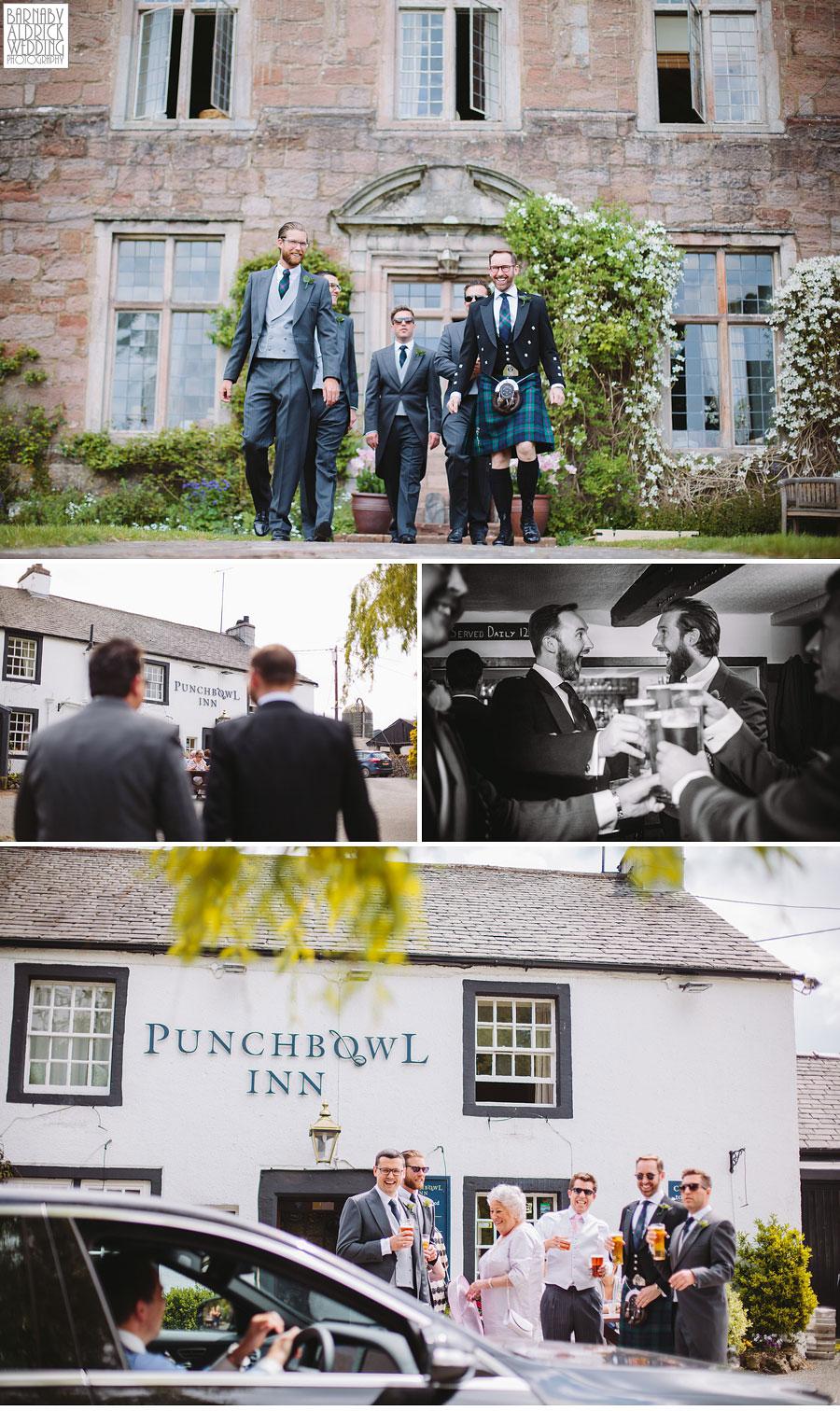 Askham Hall Penrith Lake District Wedding Photography 017