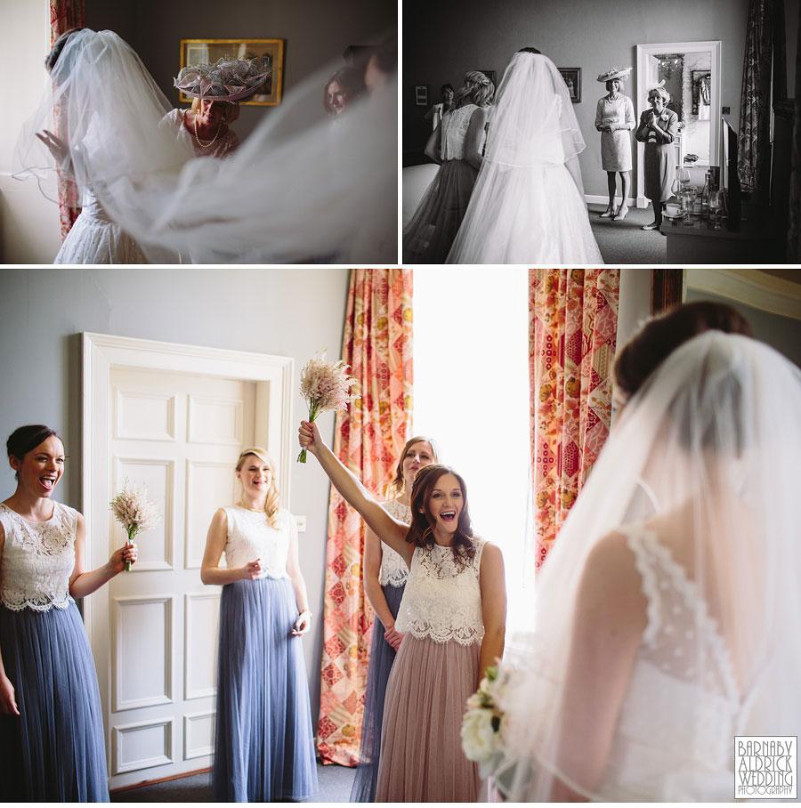 Askham Hall Penrith Lake District Wedding Photography 019