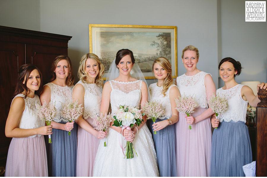 Askham Hall Penrith Lake District Wedding Photography 023
