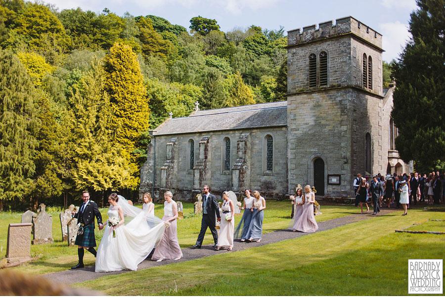 Askham Hall Penrith Lake District Wedding Photography 036