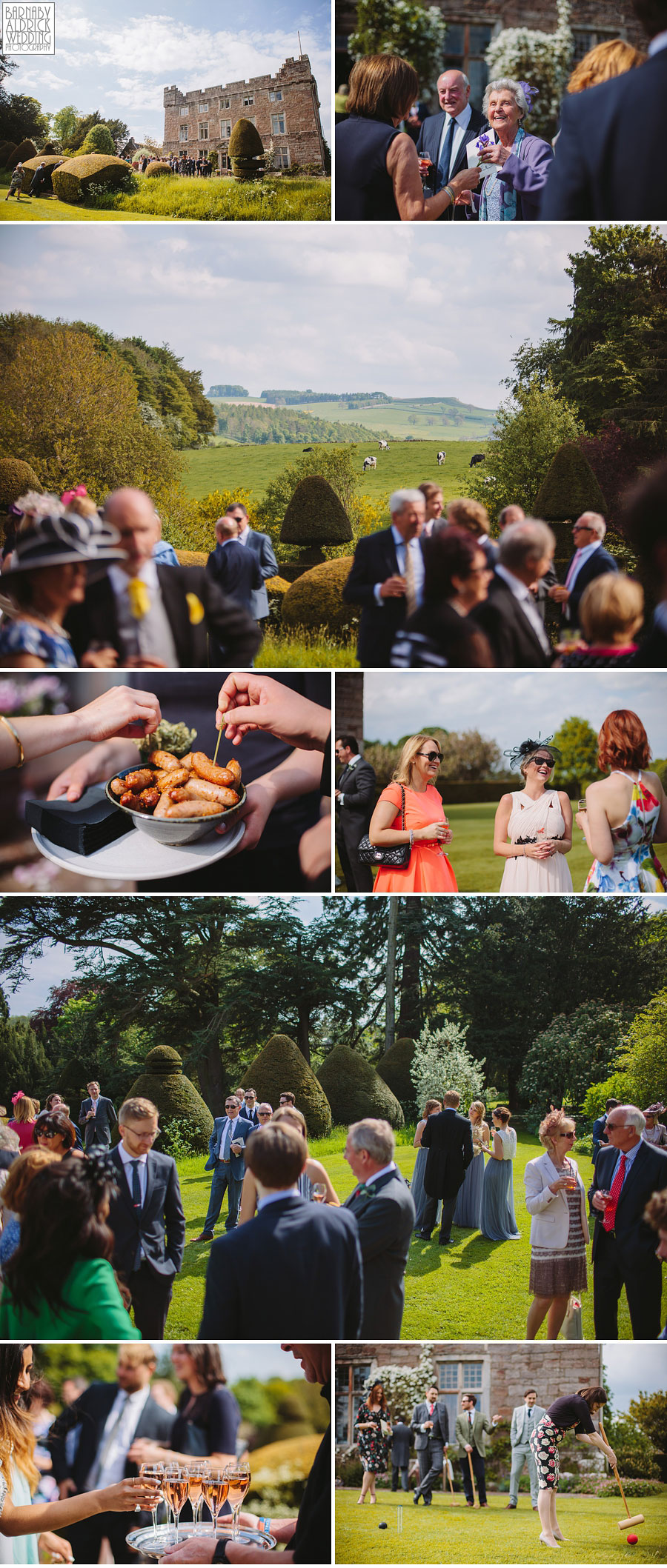 Askham Hall Penrith Lake District Wedding Photography 037