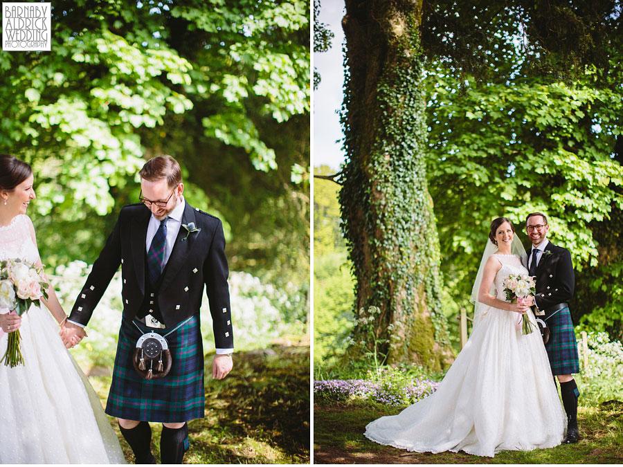 Askham Hall Penrith Lake District Wedding Photography 038