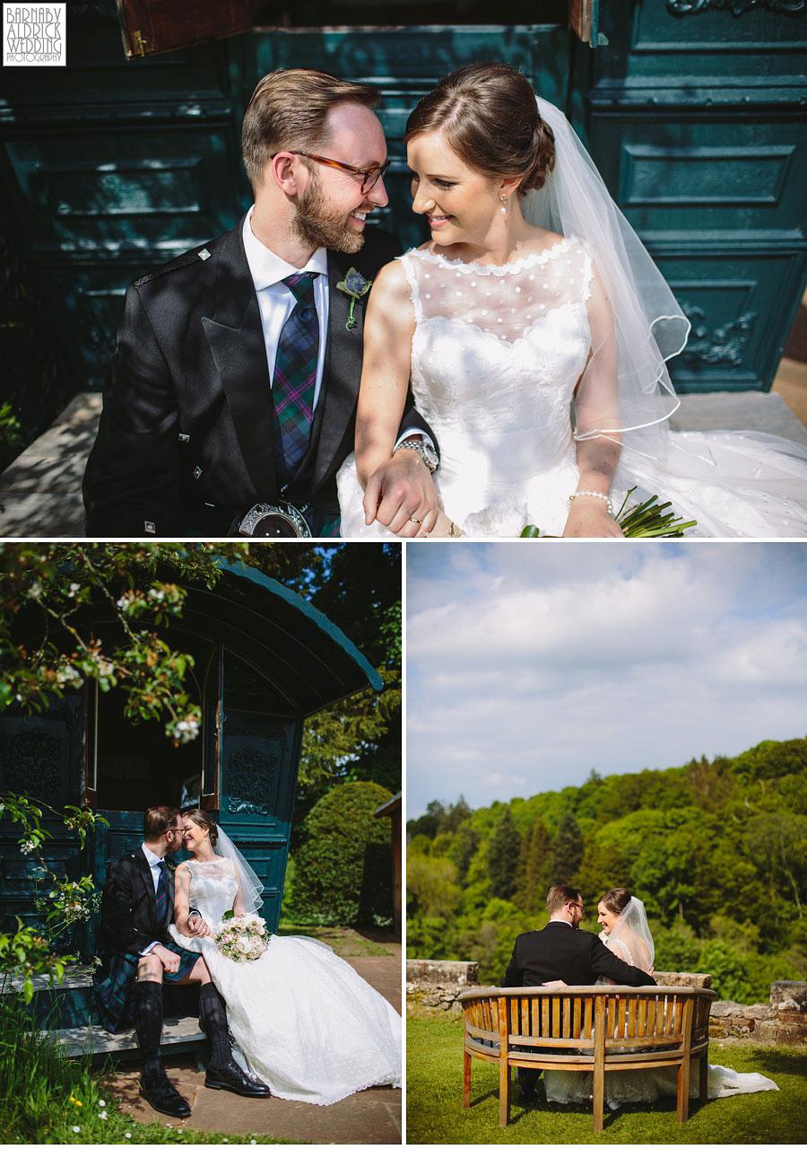 Askham Hall Penrith Lake District Wedding Photography 040