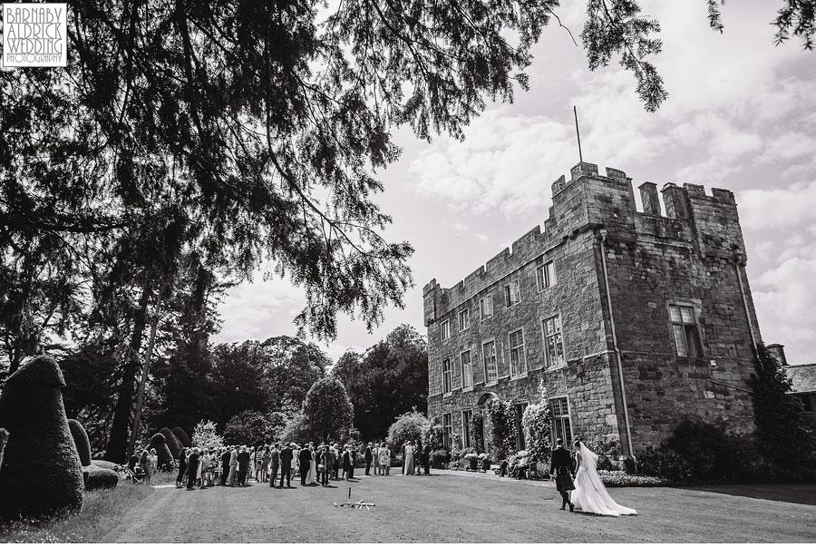 Askham Hall Penrith Lake District Wedding Photography 041