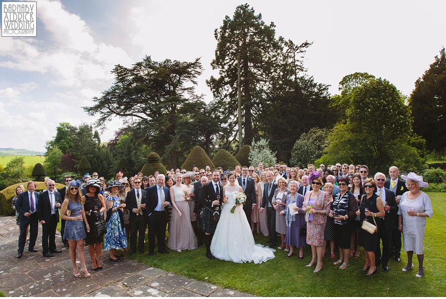Askham Hall Penrith Lake District Wedding Photography 042