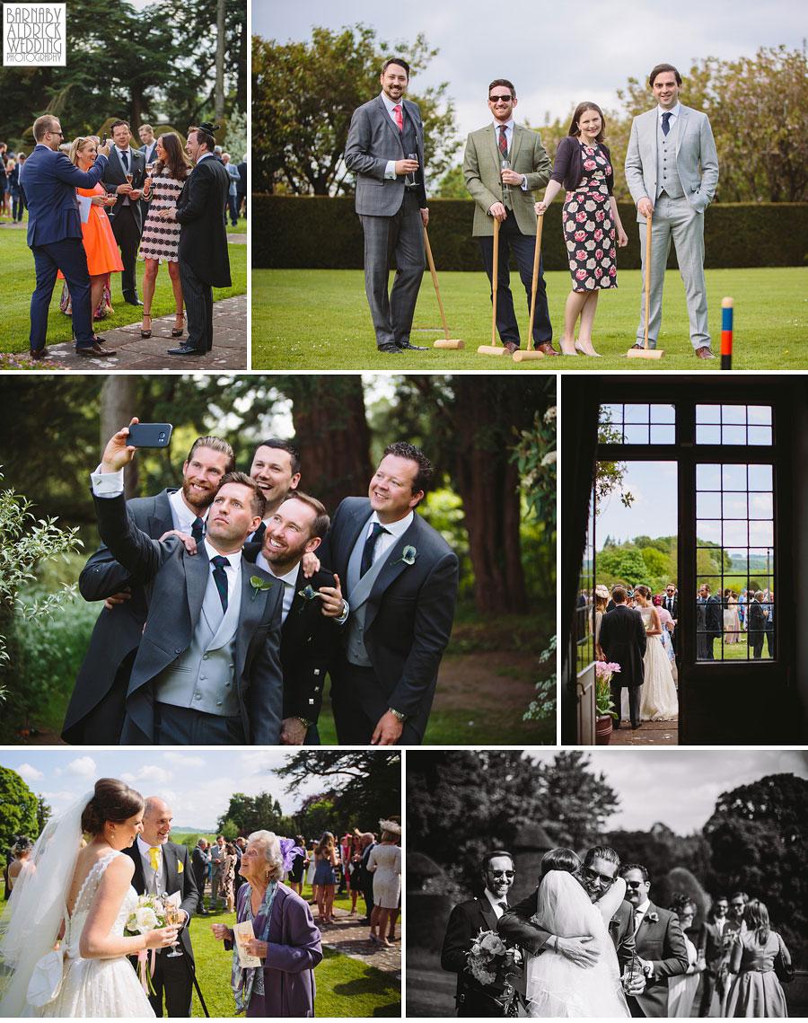 Askham Hall Penrith Lake District Wedding Photography 044
