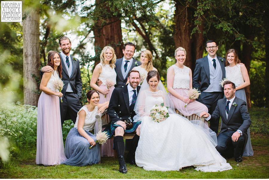 Askham Hall Penrith Lake District Wedding Photography 047