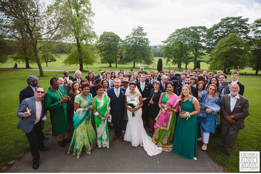 Mansion Roundhay Park Leeds Wedding Photography 034