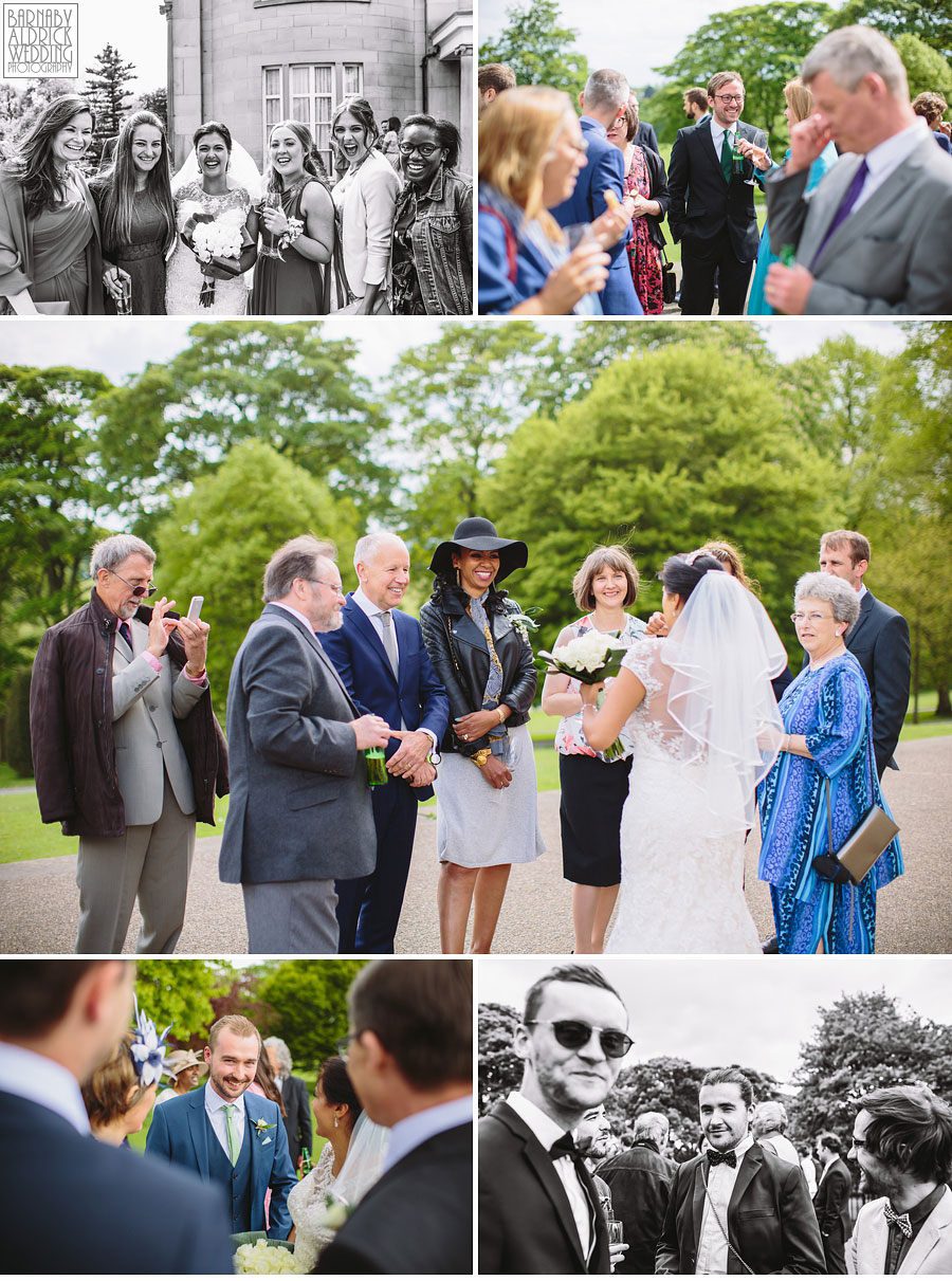 Mansion Roundhay Park Leeds Wedding Photography 037