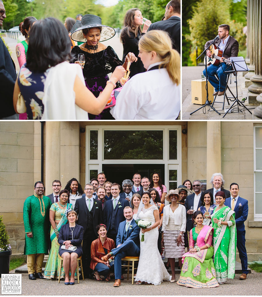 Mansion Roundhay Park Leeds Wedding Photography 038