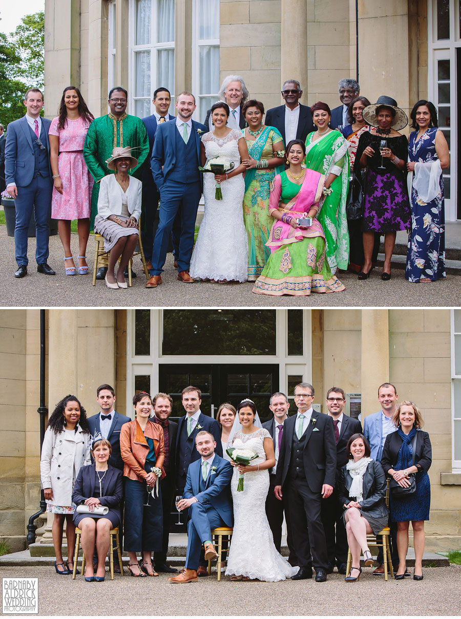 Mansion Roundhay Park Leeds Wedding Photography 039