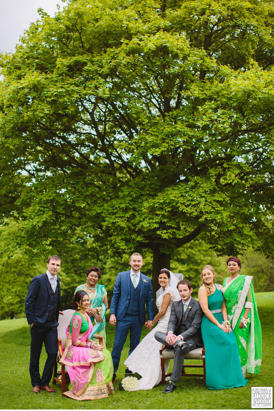 Mansion Roundhay Park Leeds Wedding Photography 040