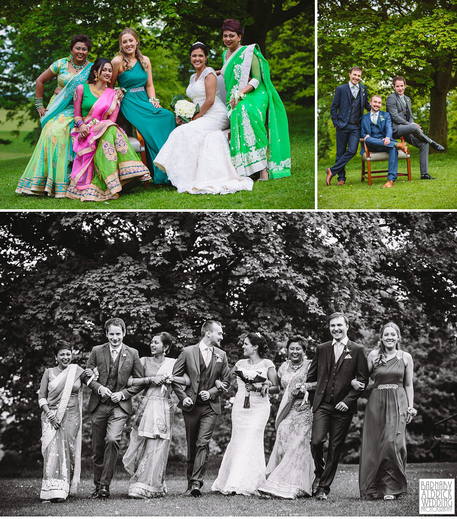 Mansion Roundhay Park Leeds Wedding Photography 042