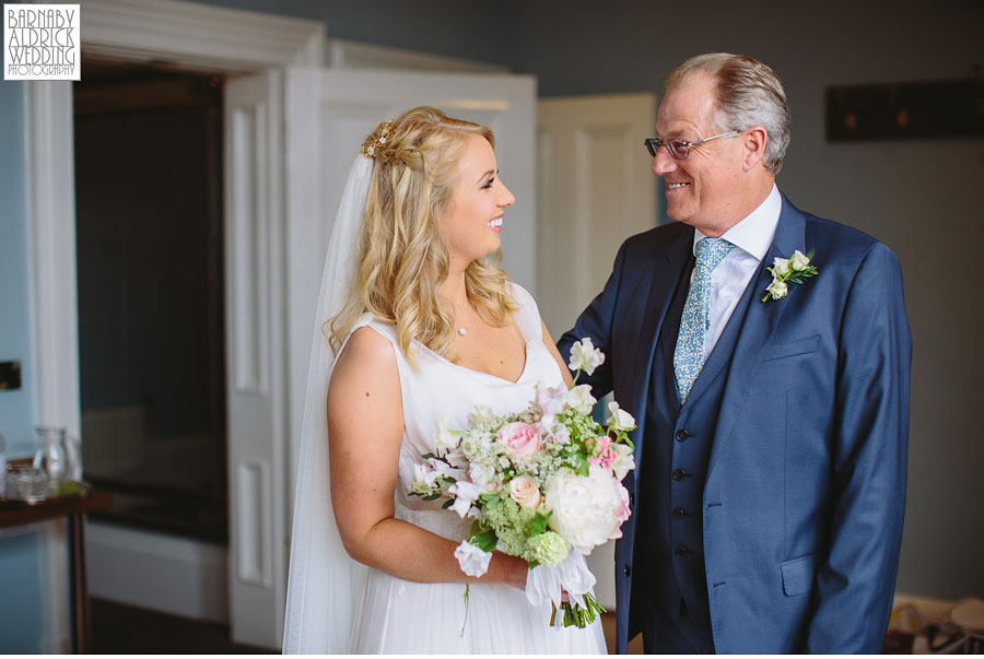 Sarah + Thomas' Spring wedding photography at Pendrell Hall in Staffordshare