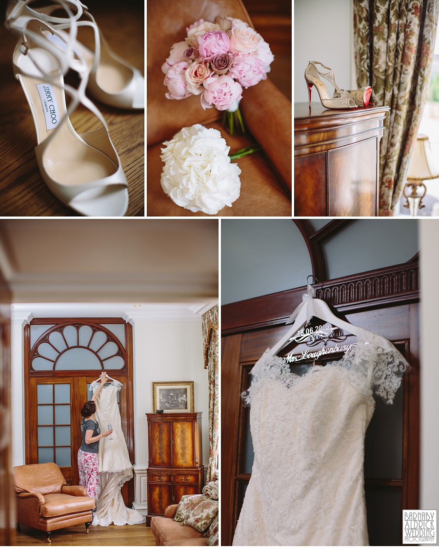 Wedding Photography at Denton Hall Wedding in Ilkley, Yorkshire