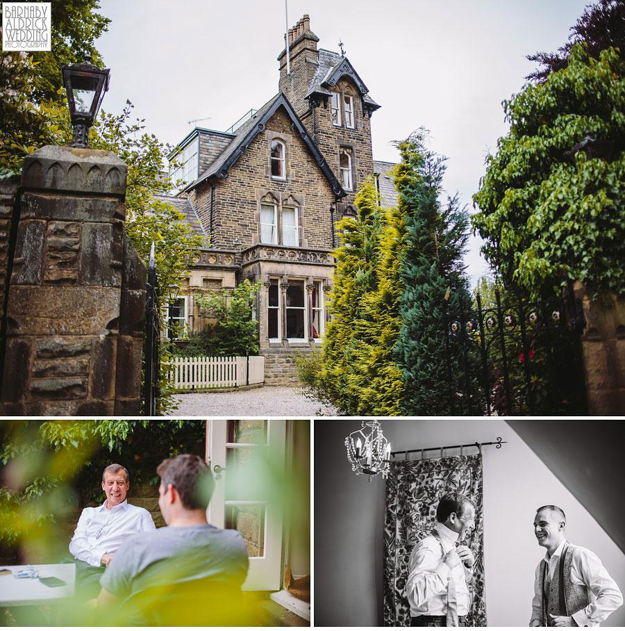Hazlewood Castle Tadcaster Wedding Photography 008