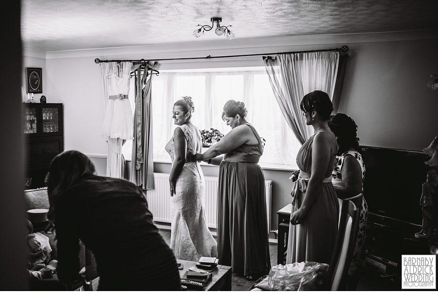 Hazlewood Castle Tadcaster Wedding Photography 012