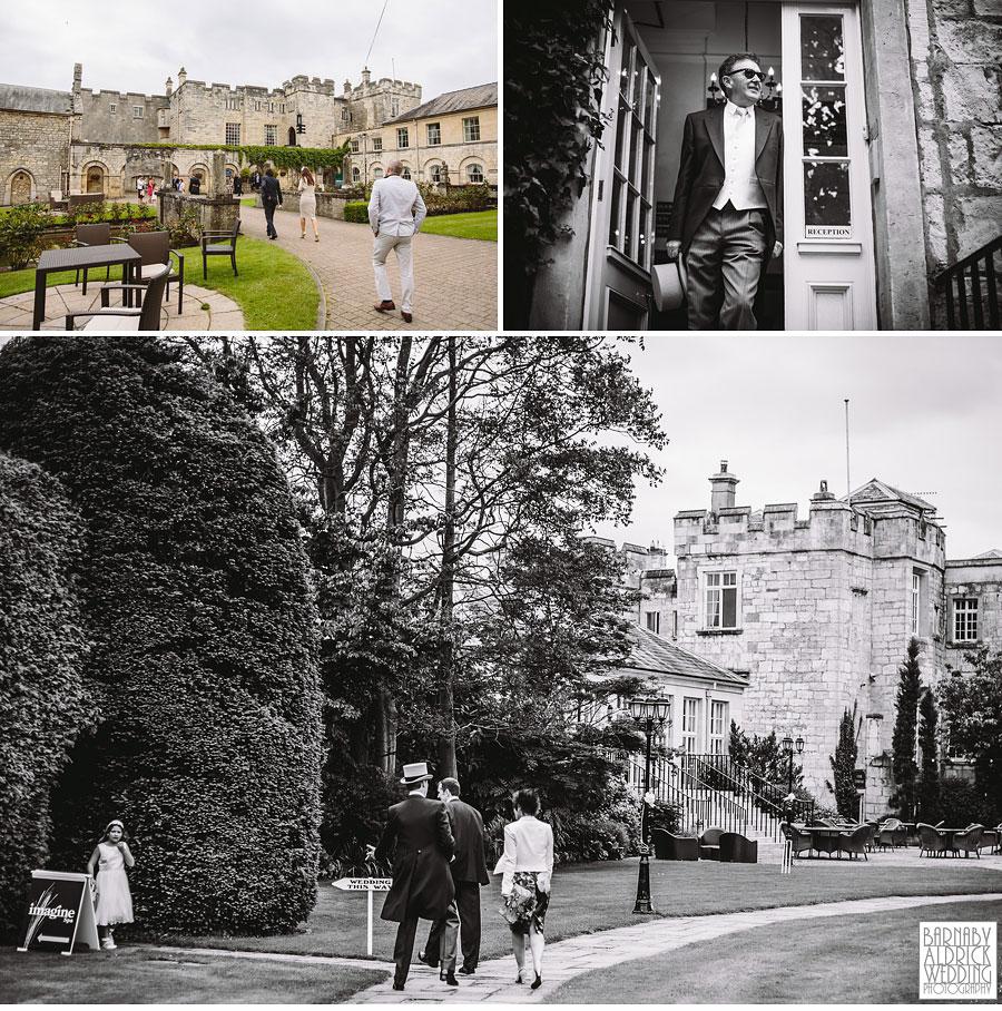 Hazlewood Castle Tadcaster Wedding Photography 020