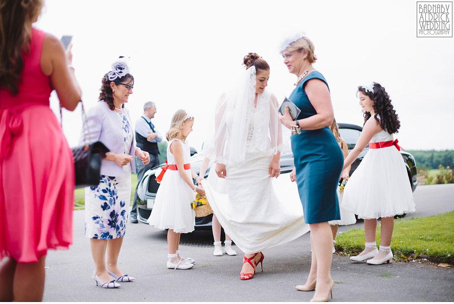 Hazlewood Castle Tadcaster Wedding Photography 023