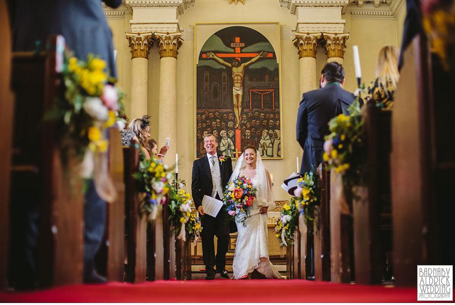 Hazlewood Castle Tadcaster Wedding Photography 028