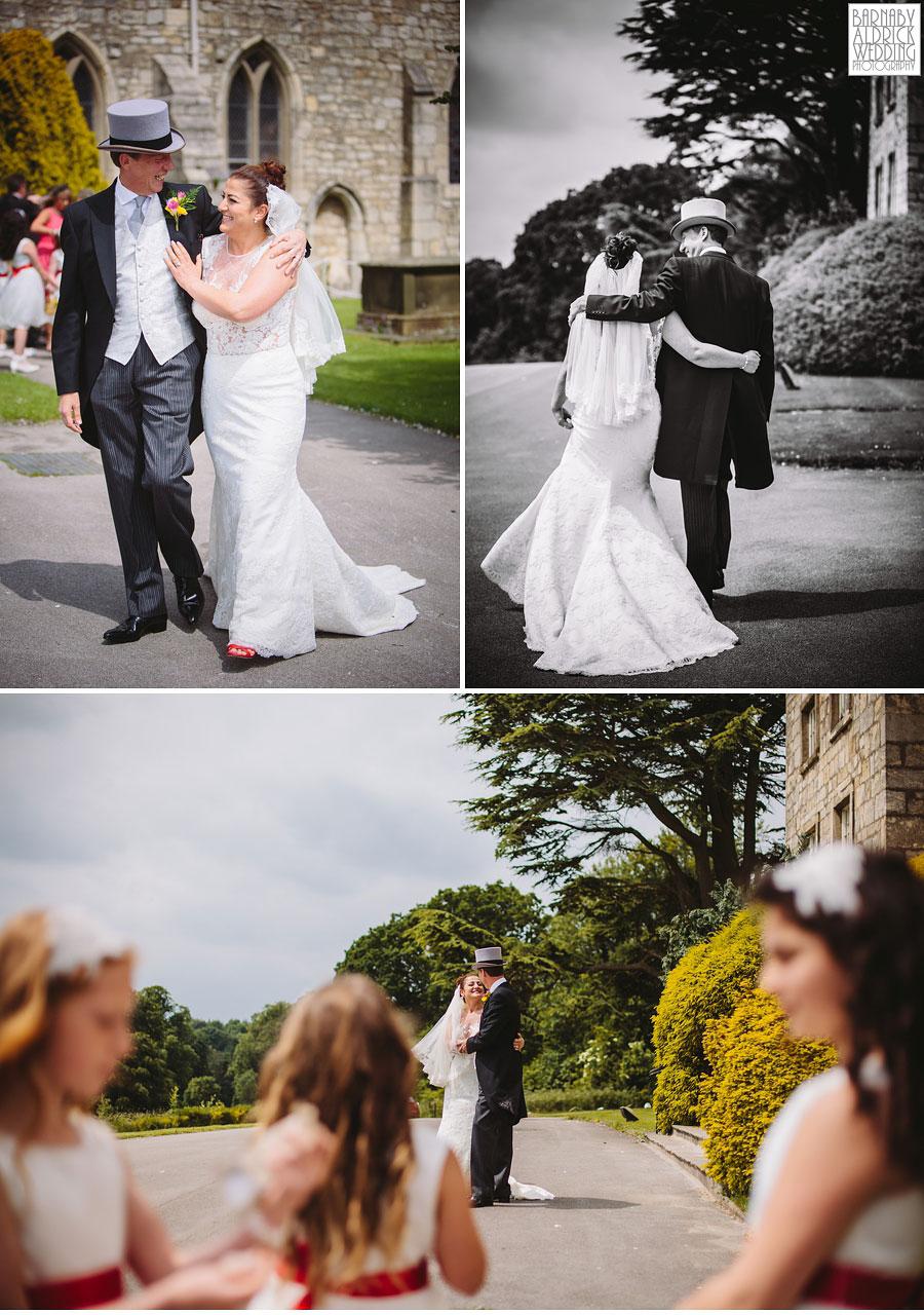Hazlewood Castle Tadcaster Wedding Photography 030