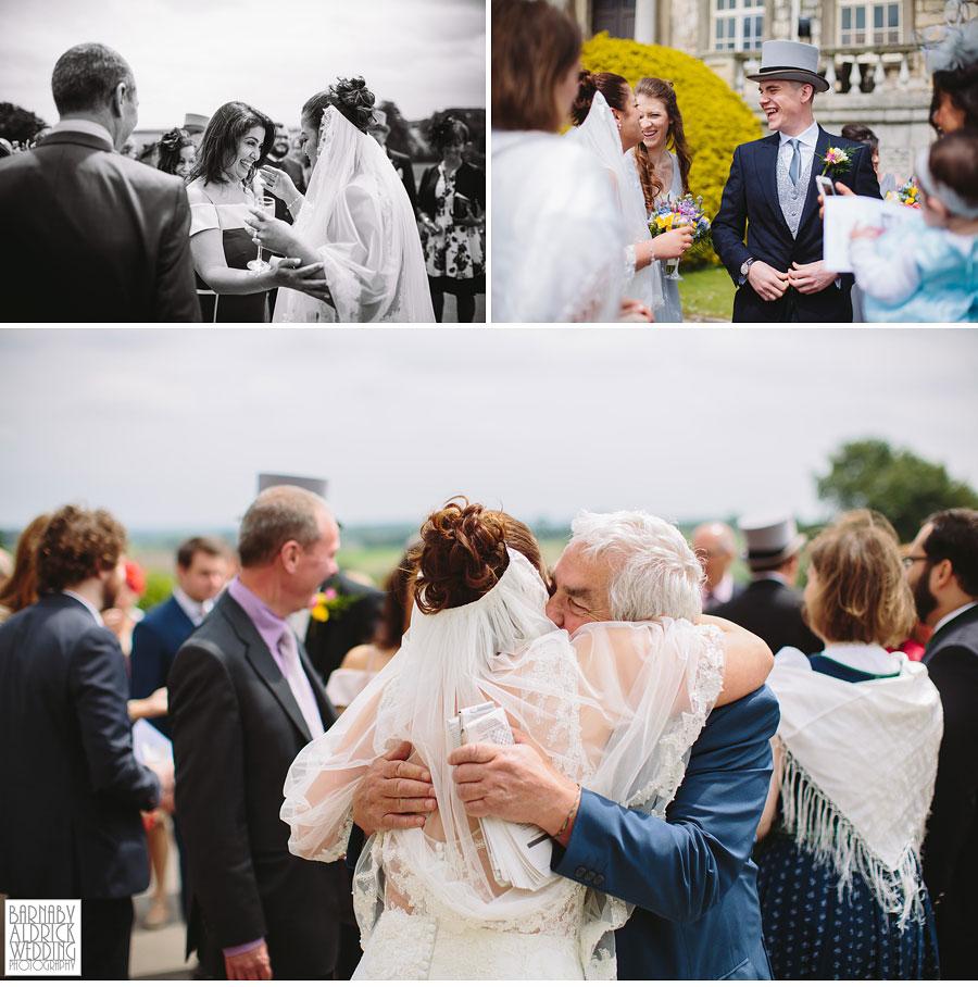 Hazlewood Castle Tadcaster Wedding Photography 031
