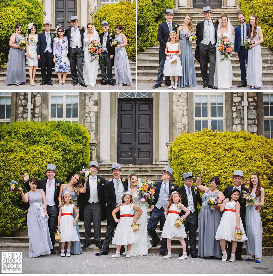Hazlewood Castle Tadcaster Wedding Photography 034