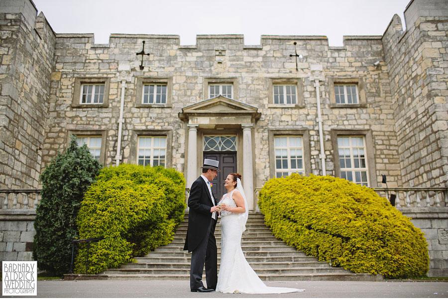 Hazlewood Castle Tadcaster Wedding Photography 037