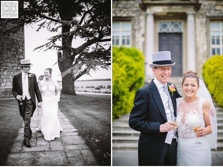 Hazlewood Castle Tadcaster Wedding Photography 038