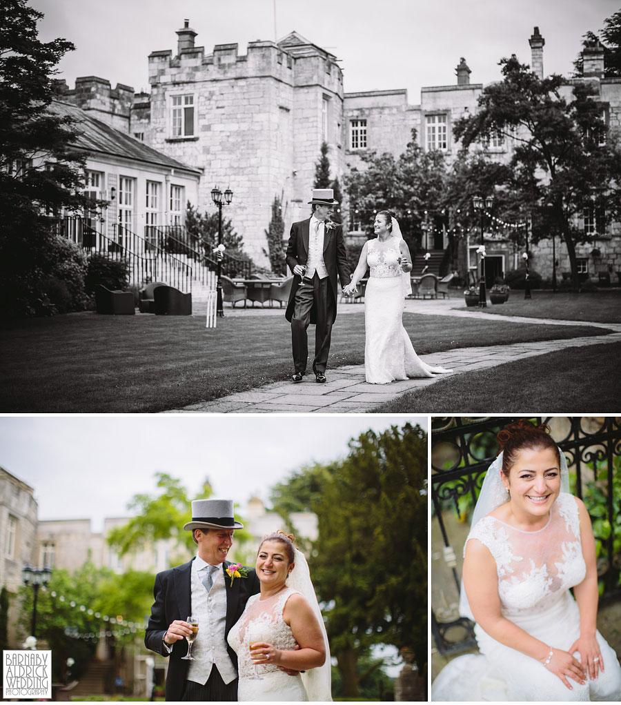 Hazlewood Castle Tadcaster Wedding Photography 041