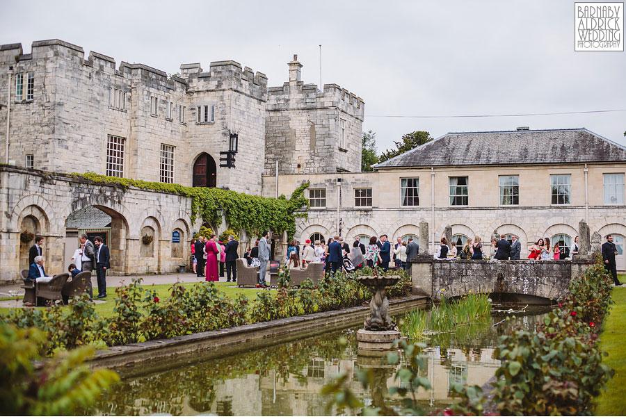 Hazlewood Castle Tadcaster Wedding Photography 044