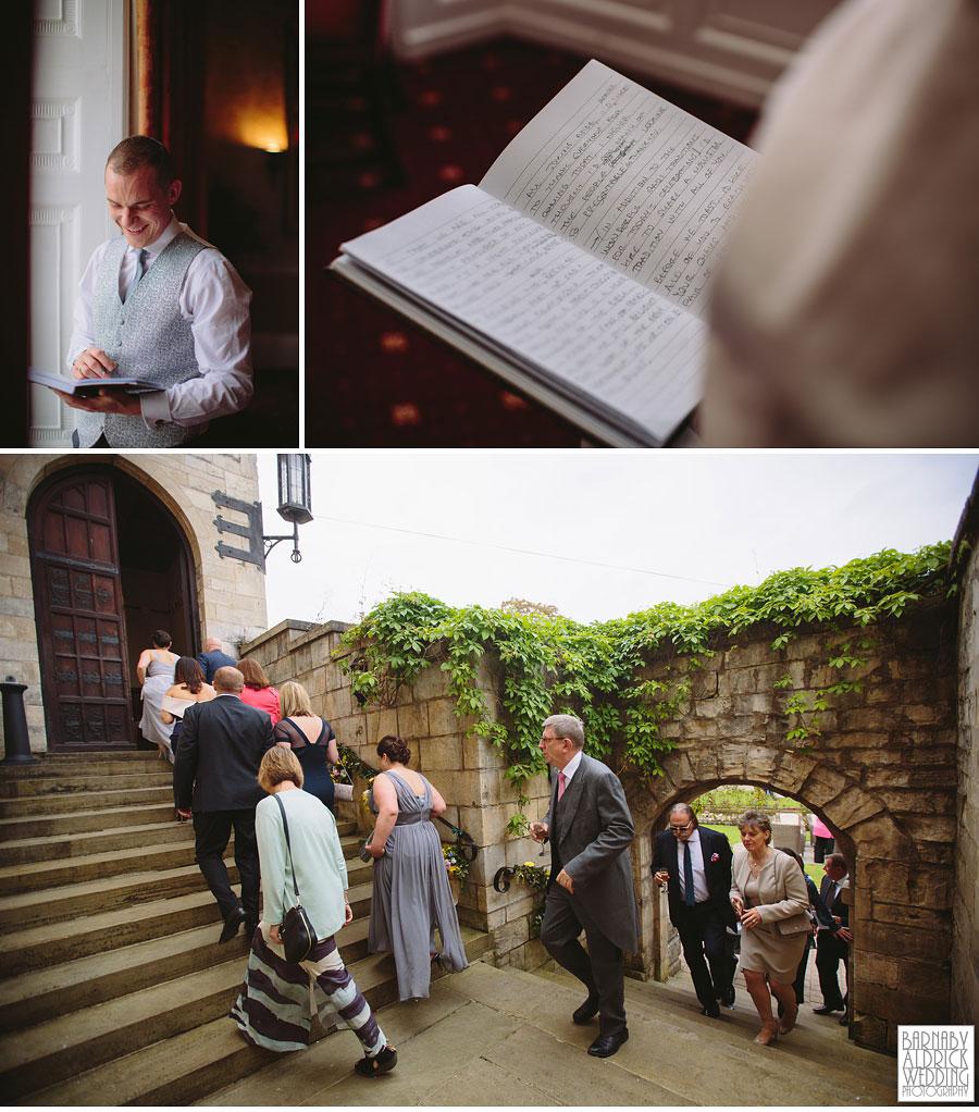 Hazlewood Castle Tadcaster Wedding Photography 048