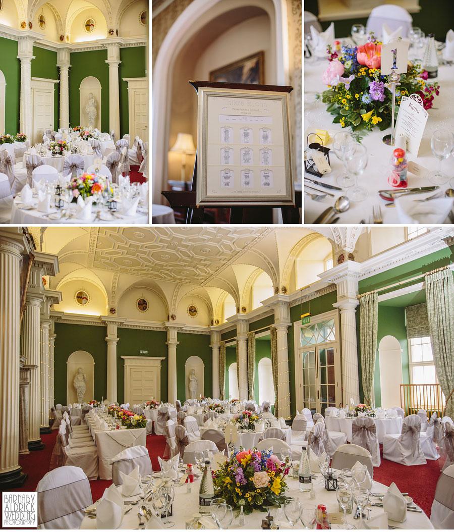 Hazlewood Castle Tadcaster Wedding Photography 049