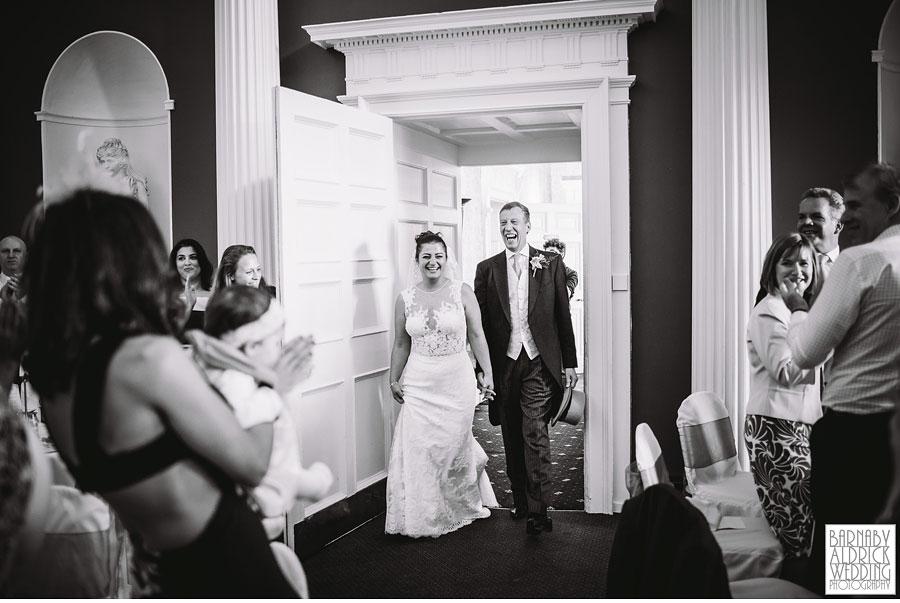 Hazlewood Castle Tadcaster Wedding Photography 051