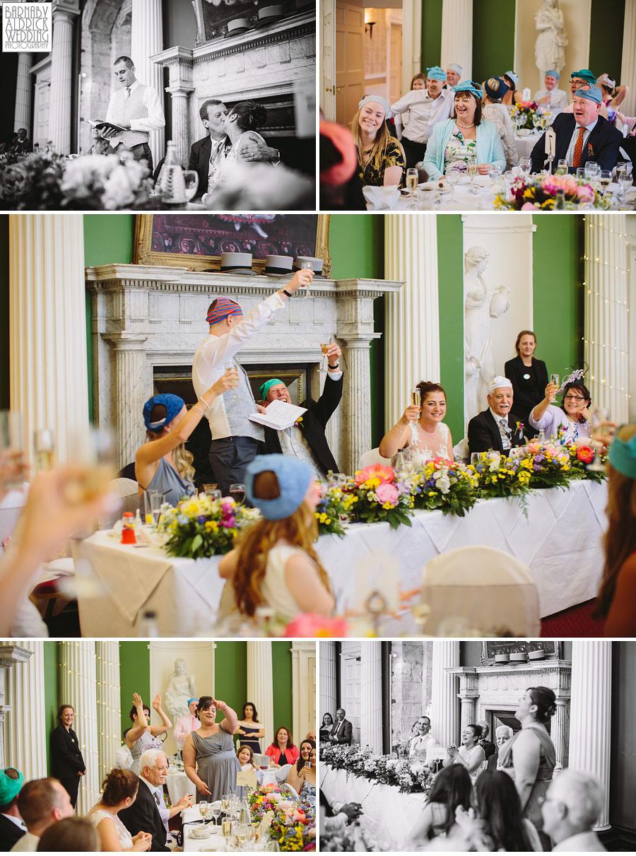 Hazlewood Castle Tadcaster Wedding Photography 053
