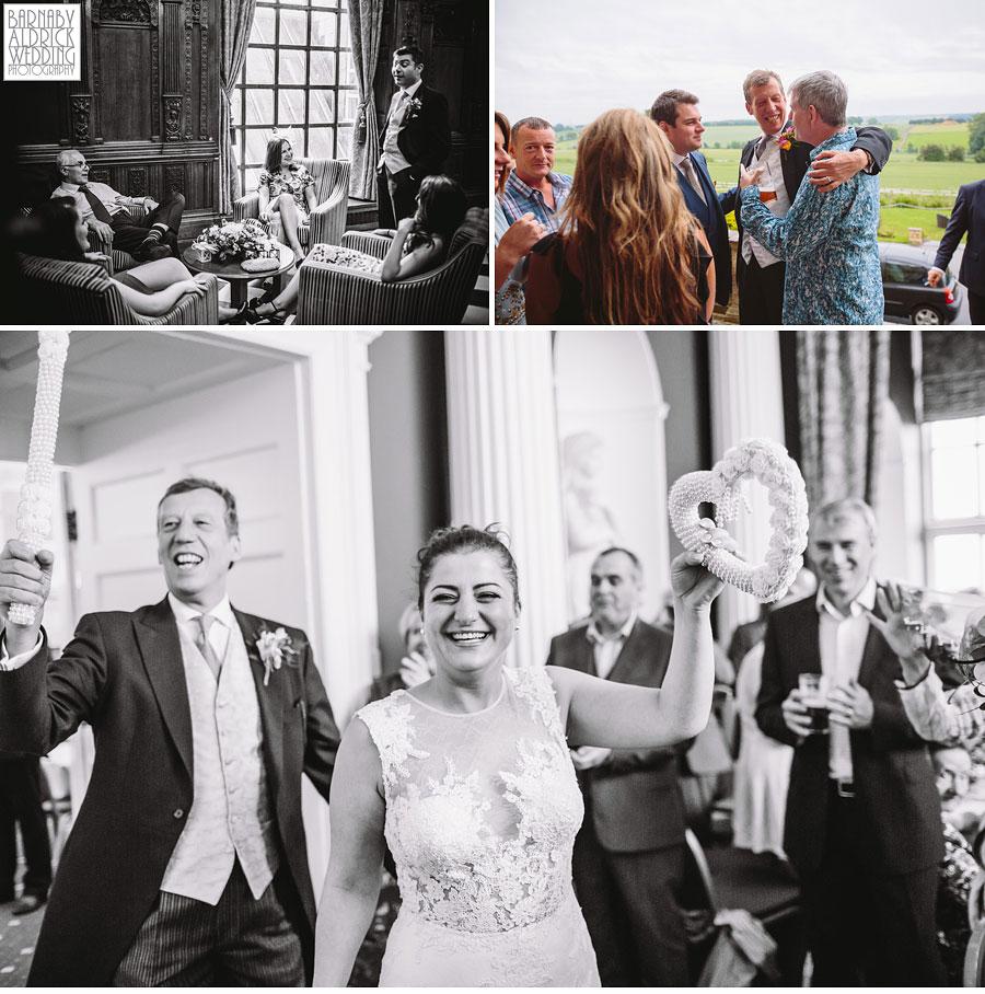 Hazlewood Castle Tadcaster Wedding Photography 054