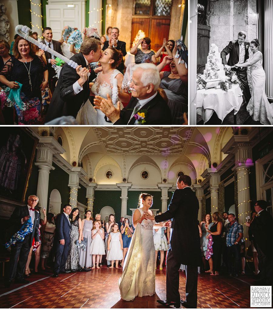 Hazlewood Castle Tadcaster Wedding Photography 057