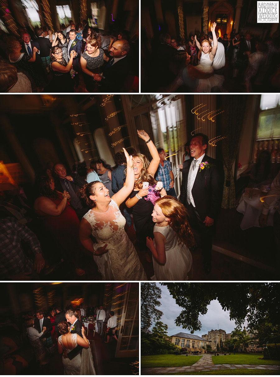 Hazlewood Castle Tadcaster Wedding Photography 059