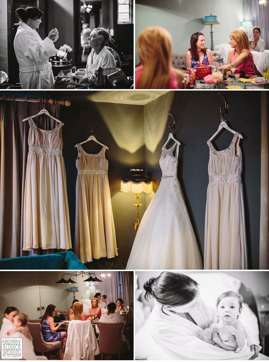 Le Petit Chateau Wedding Photography Northumberland 006