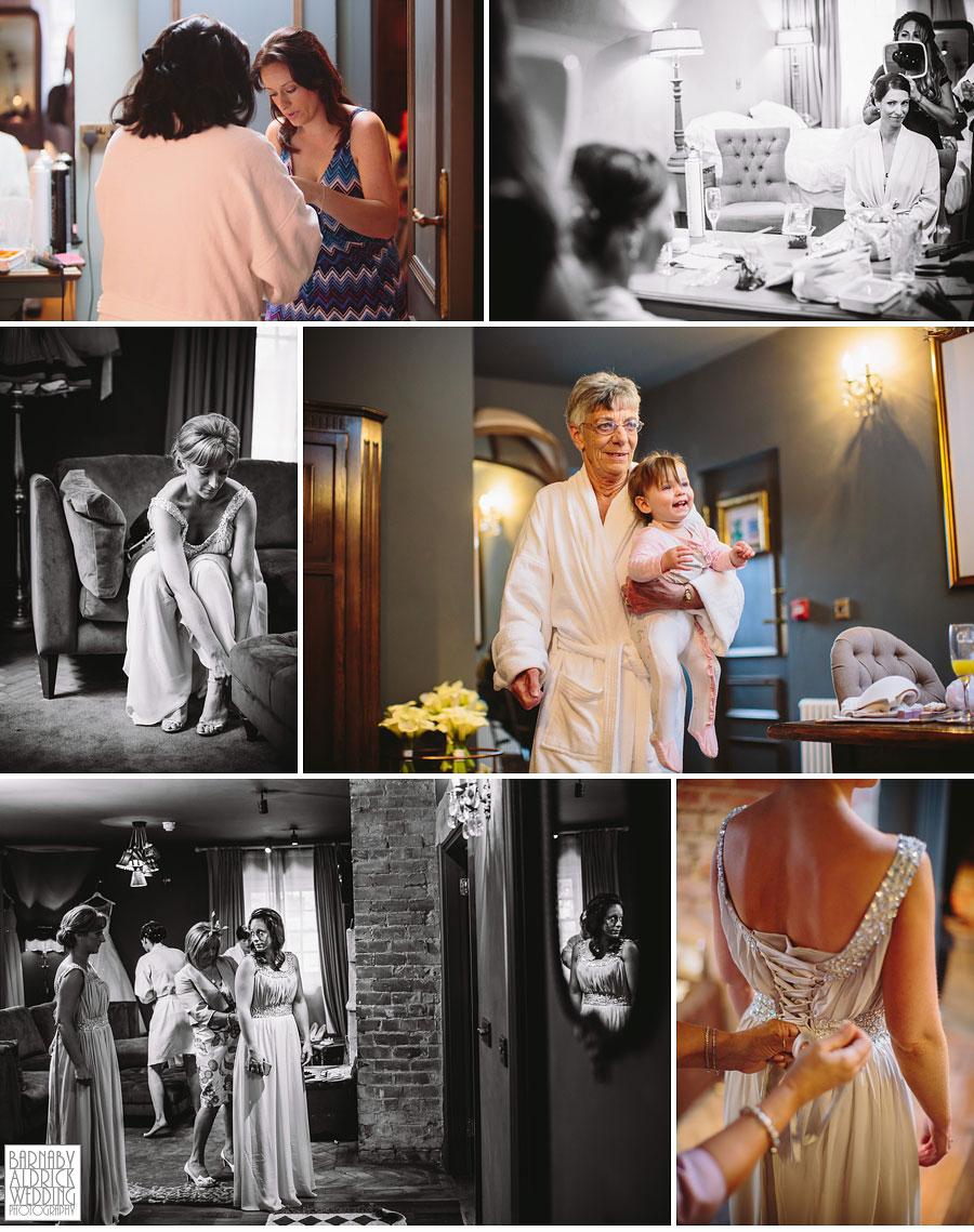 Le Petit Chateau Wedding Photography Northumberland 010