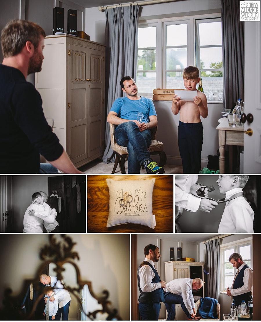 Le Petit Chateau Wedding Photography Northumberland 013