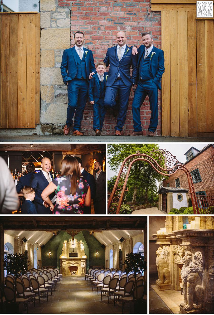 Le Petit Chateau Wedding Photography Northumberland 015